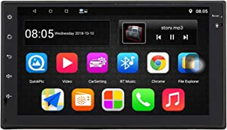 Panlelo S10 7 Inch 2 DIN Head Unit Android 9.0 GPS Navigation AM/FM/RDS Radio Car Stereo Audio Radio Video Player Wi-Fi BT Hand Free Call Steering Wheel Control