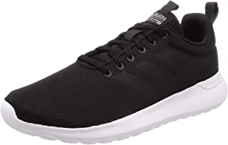 adidas Lite Racer CLN Blk/Grey Womens Sneakers Sport Walking Shoes