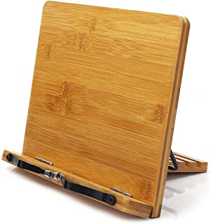 Best book stand wood Reviews