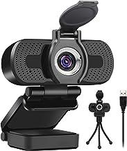 Larmtek 1080p Full Hd Webcam,Computer Laptop Pc Mac Desktop Camera for Conference and Video Call,Pro Stream Webcam with Pl...