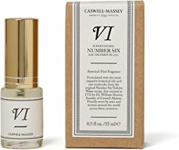 product image for Caswell-Massey Men's Fragrance– Supernatural Vi New Updated Mens Cologne Infused With Scents of Citrus, Musk, and Amber, Travel Size – .5 Ounces