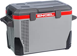 Engel MR040F-U1 40 Qt AC/DC Portable Tri-Voltage Fridge/Freezer w/ABS Plastic Shell