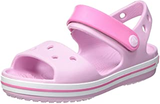 Crocs Crocband Sandal Kids 12856-485, Sandalias con Punta Abierta Unisex niños