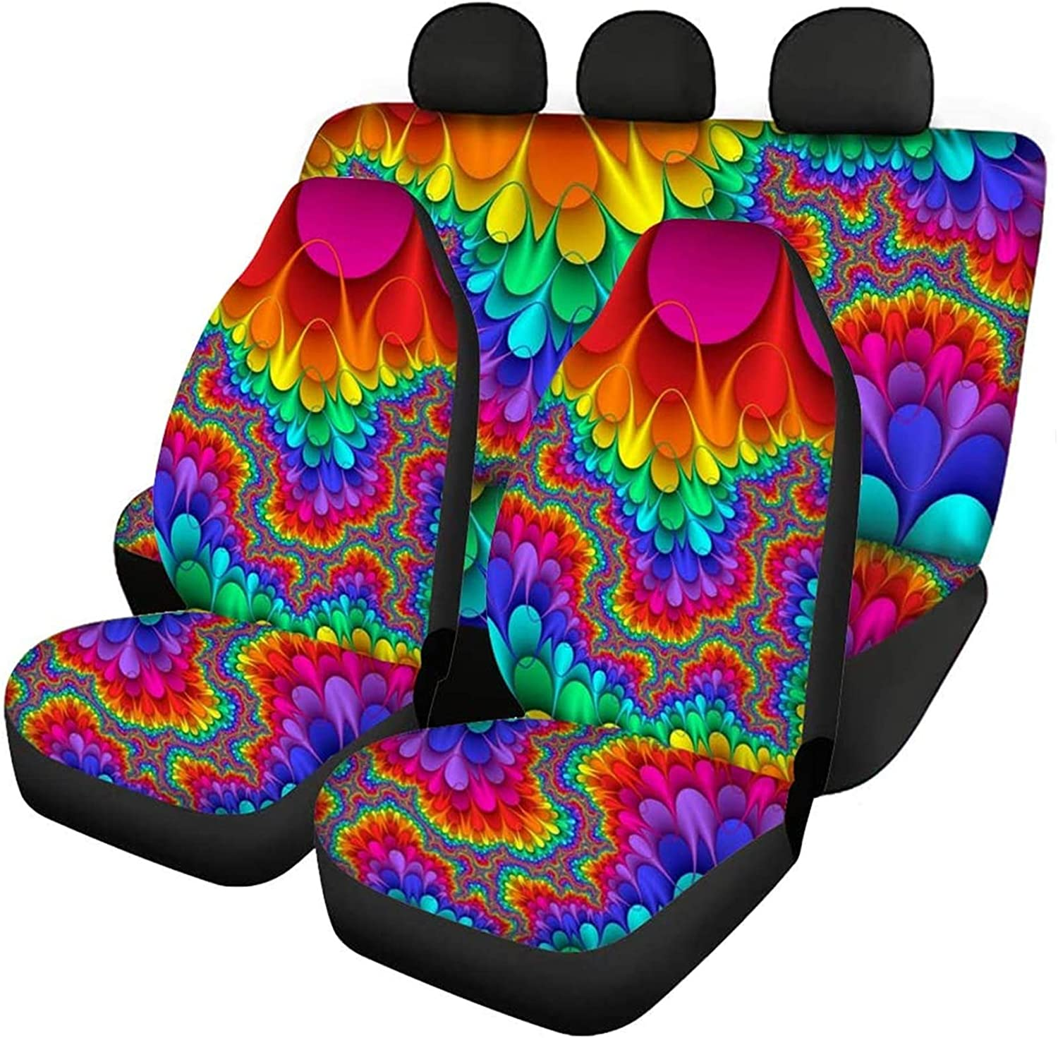 Advocator Super Special SALE held Car Seat Covers for Durable Front Back Special Campaign Comfortable and