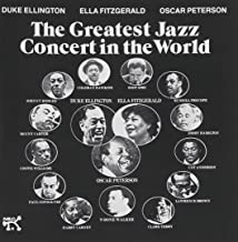 Greatest Jazz Concert In The World