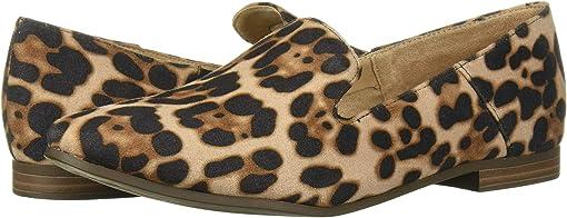 Natural Cheetah Fabric