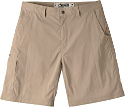 Mountain Khakis Mens Equatorial Stretch Shorts Relaxed Fit