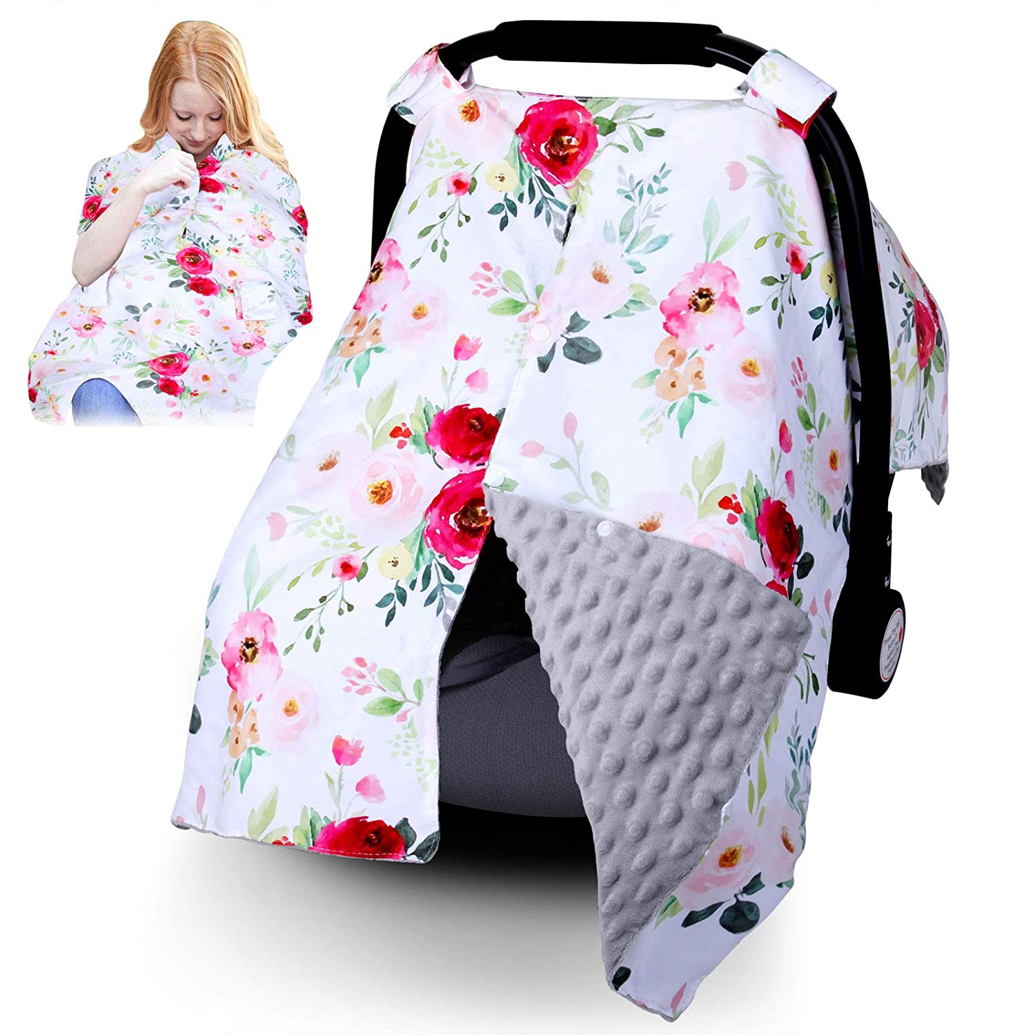 Infant Car OFFicial Seat Canopy for Baby Boys 1 100% quality warranty - or 2 in Girls