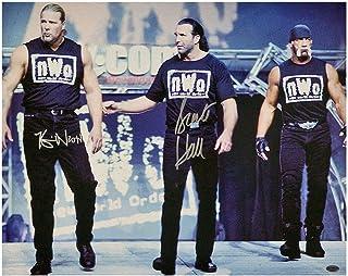 Scott Hall Signed NWO Outsiders 8x10 Photo PSA//DNA COA Auto WWE Autograph WCW 1