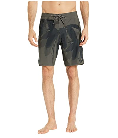 Quiksilver Waterman Odysea Boardshorts 19 (Raven) Men