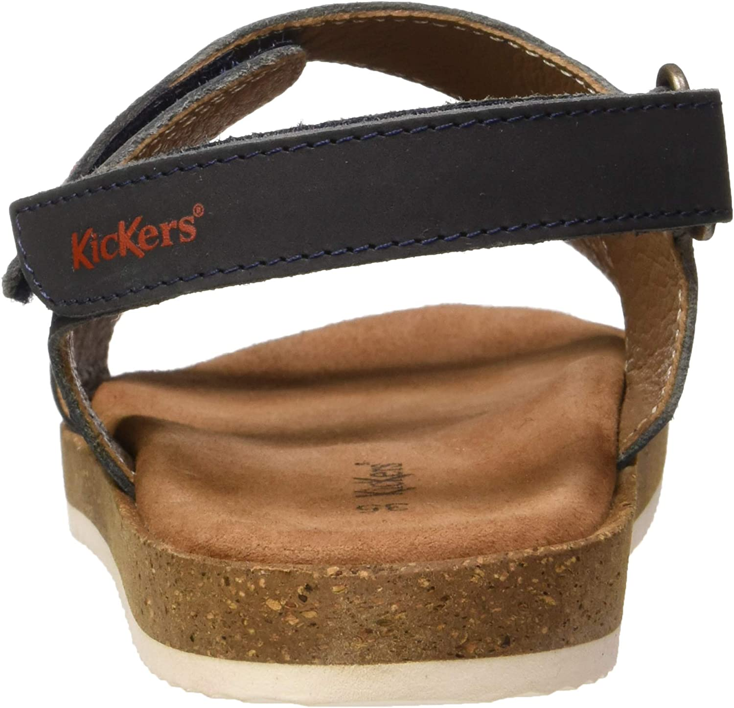 Kickers Mens First Open Toe Sandals