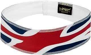 Halo Headbands Halo II Sweatband Pullover, UK Flag, 1 Size