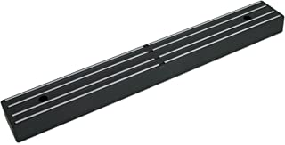 """Master Magnetics 07577 Magnetic Tool Holder with Magnetic Mount, 12"""" Wide, 30 lb per inch, Flat, Black"""