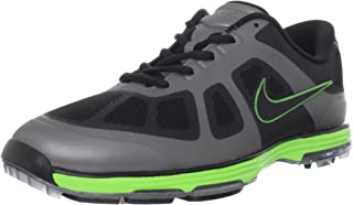 Men's Nike Lunar Ascend-M, Black/Grey/Electric Green 8 M US