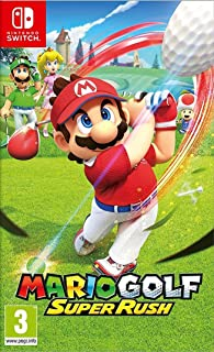 Mario Golf: Super Rush Standard [Pre-Load] | Nintendo Switch – Code jeu à télécharger
