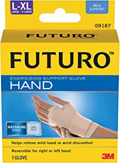 FUTURO Hand/Wrist Compression Glove, Large/X-Large 1 Each