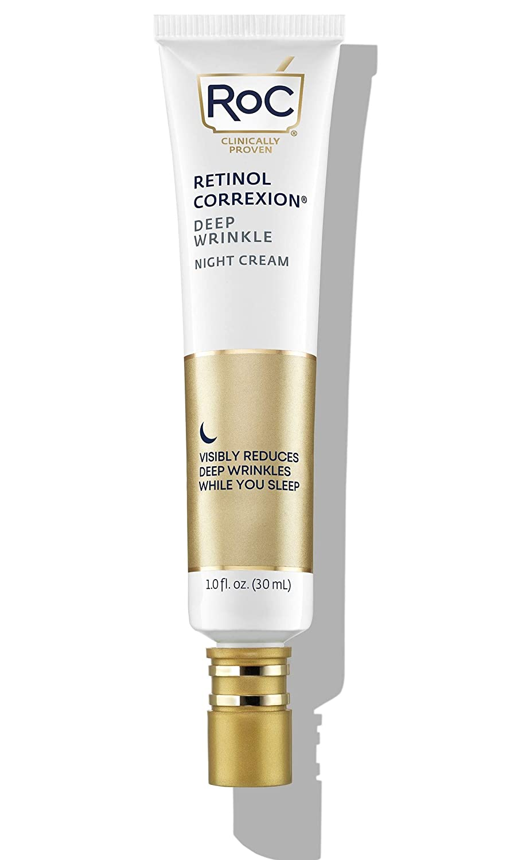 RoC Retinol Correxion Deep Wrinkle Anti-Aging Retinol Night Cream