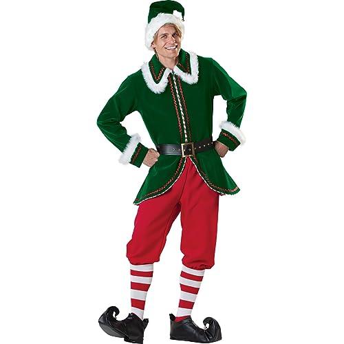 InCharacter Costumes Men s Santa s Elf Costume fdf28de0d