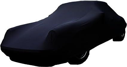 Car-e-Cover elegant formanpassend Autoschutzdecke Perfect Stretch atmungsaktiv f/ür den Innenbereich Farbe Rot