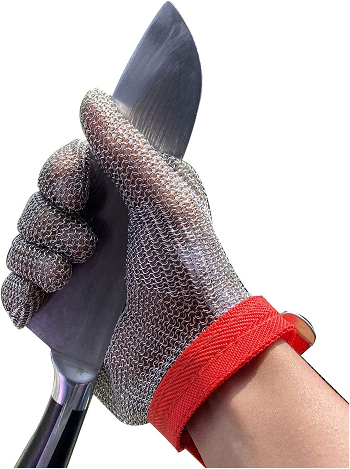 Long Beach Mall Steel Wire Gloves mesh Stainless Anti-Cutting Mail order cheap