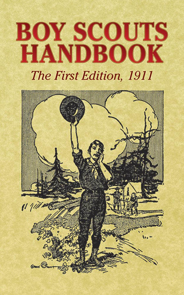 Image OfBoy Scouts Handbook: The First Edition, 1911 (Dover Books On Americana)