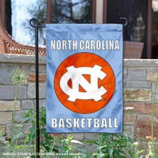 College Flags and Banners Co. North Carolina Tar Heels Basketball Garden Flag