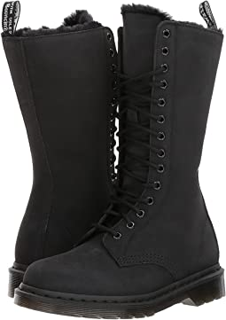 Dr. Martens - 1B99 FL 14-Eye Zip Boot