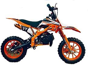 RV-Racing Pocketbike Dirtbike Pocket Cross Bike Kindermotorrad Crossbike Orange