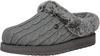 Novia valores caballo de Troya  Amazon.es: Skechers - Zapatillas de estar por casa / Zapatos para mujer:  Zapatos y complementos