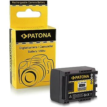 Batería para Canon vixia HF m32 LEGRIA HF m41 LEGRIA fs21 hf11 fs21 800mah