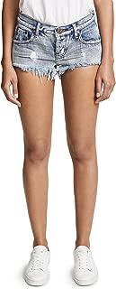 One Teaspoon Women's Bonitas Shorts