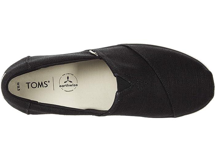 TOMS Platform Boardwalk Classics
