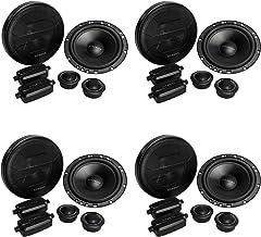 "$116 » Hifonics Zeus 6.5"" 2 Way Car Audio 400 Watt Component Speaker System Pair   ZS65C (4 Pack)"