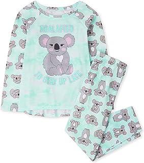 The Children's Place Girls Long Sleeve Koala Pajamas