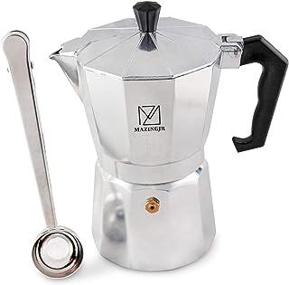 6 Coupe Machine /à Espresso 1 Tasse TiooDre Cafeti/ère 3 Coupe