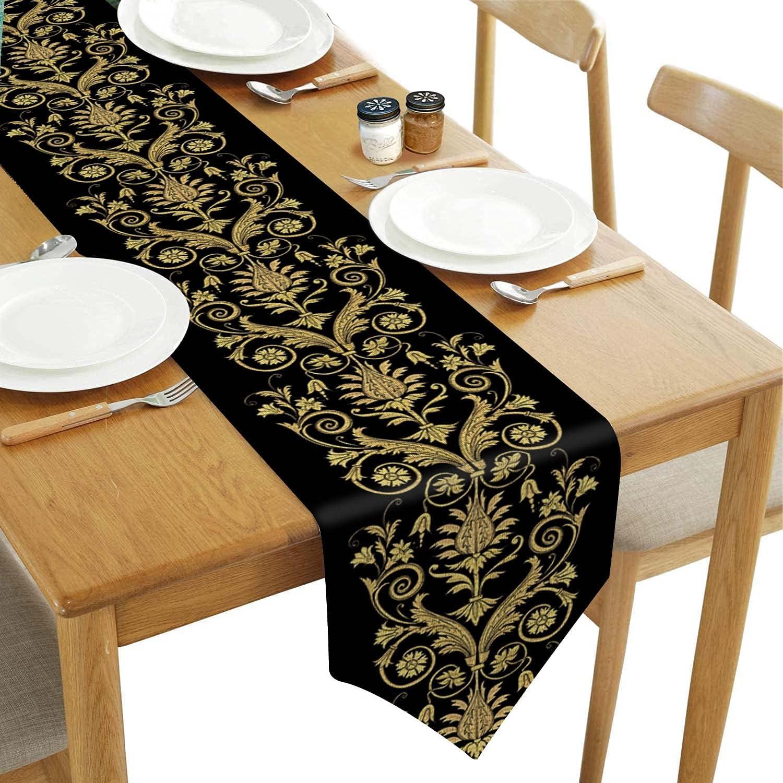 ATEDEANEI Dining Table Selling rankings Runner,Cotton Ranking TOP13 Kitchen Farmhous Linen