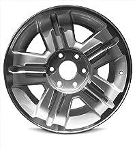 Road Ready Car Wheel For 2007-2013 Chevrolet Avalanche 1500 Silverado 1500 2007-2014 Chevy Suburban 1500 Tahoe 18 Inch 6 L...
