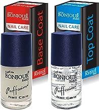Bonjour Paris Coat Me Nail Polish Absolute Nail Lock - Top Coat / Base Coat