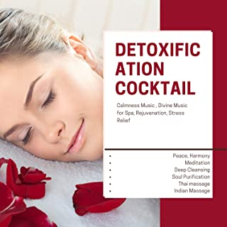 Detoxification Cocktail (Calmness Music, Divine Music For Spa, Rejuvenation, Stress Relief, Peace, Harmony, Meditation, Deep Cleansing, Soul Purification, Thai Massage, Indian Massage)