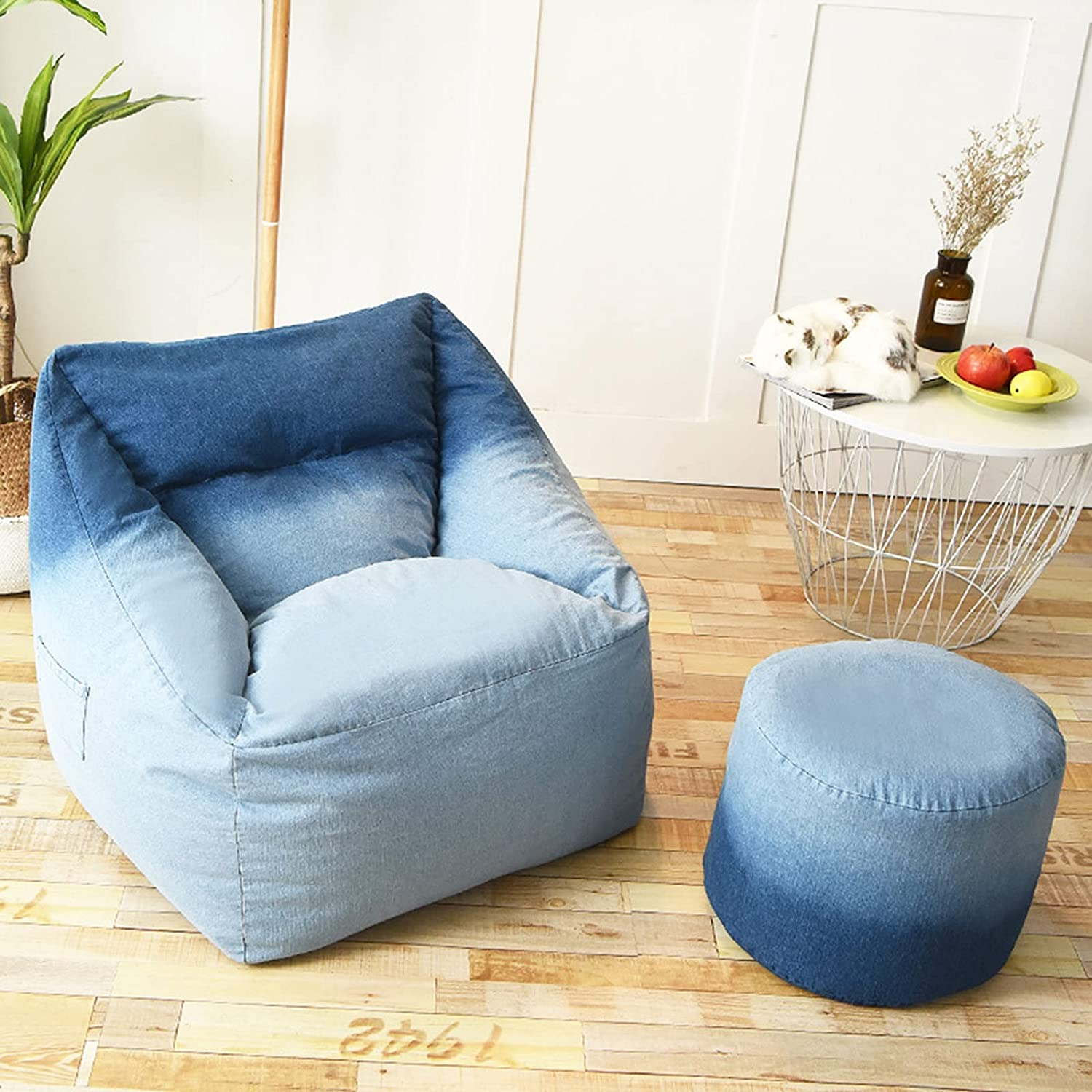 Bean Bag Chair Lazy Sofas Cover Popularity Discount is also underway Stuffed Stora Animal Filler No