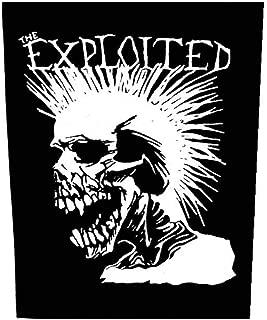 The Exploited r/ückenaufn/äher The Beat Bastards backpatch /écusson