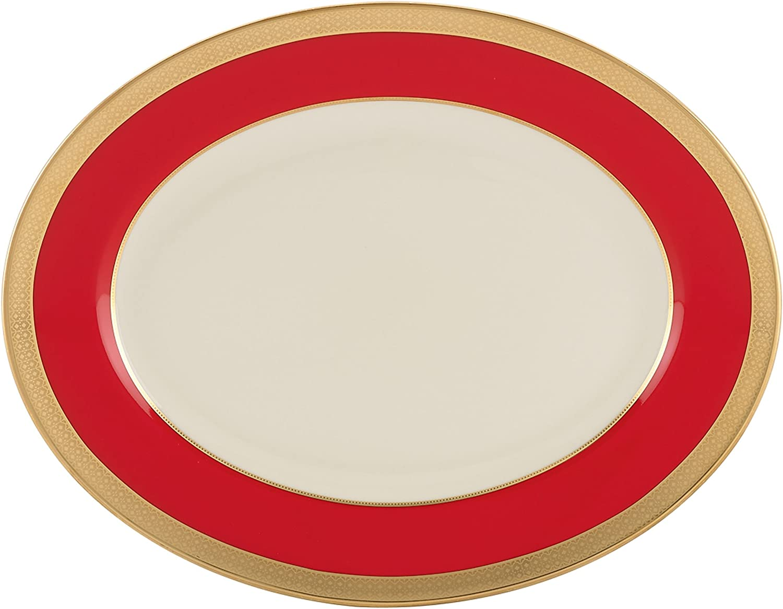 Lenox Embassy Oval Platter Limited price 100% quality warranty