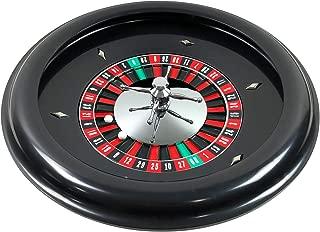 18 Inch Roulette Wheel by YH Poker