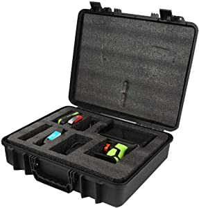 Qinlorgo Handheld Printer,Date Coding Machine LD300 Handheld Inkjet Printer Smart Date Coder Ink Coding Printing Machine US Plug 110-220V