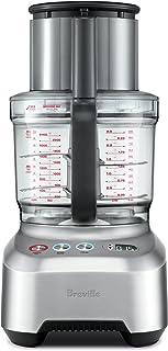 Breville The Kitchen Wizz Peel & Dice Food Processor, Brushed Aluminium BFP820BAL