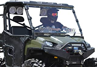 polaris rzr hard full cab enclosure