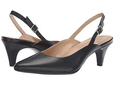 Naturalizer Baylee (Black Leather) Women