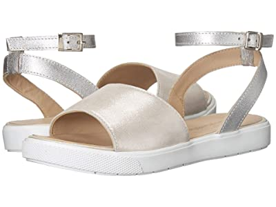 Elephantito Penelope Sandal (Toddler/Little Kid/Big Kid) (Talc) Girls Shoes