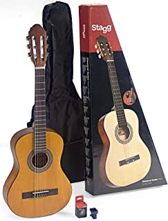 Stagg C430 M NAT PACK Acoustic Guitar Pack