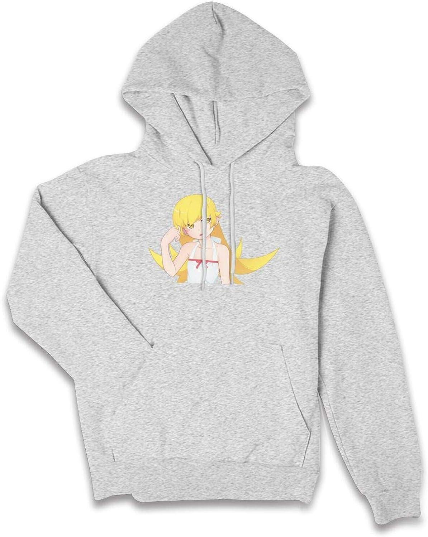 Tiyole Kizumonogatari Max 49% OFF 8 Anime Casual P Women's Hoodie New arrival Sweatshirt